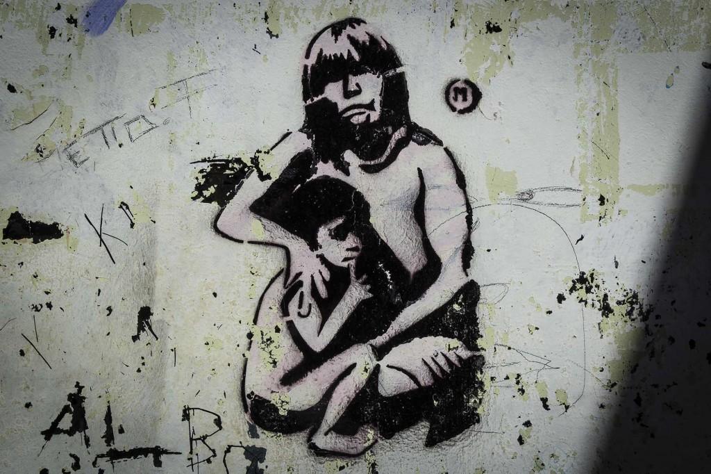 Grafitti em Ushuaia 3
