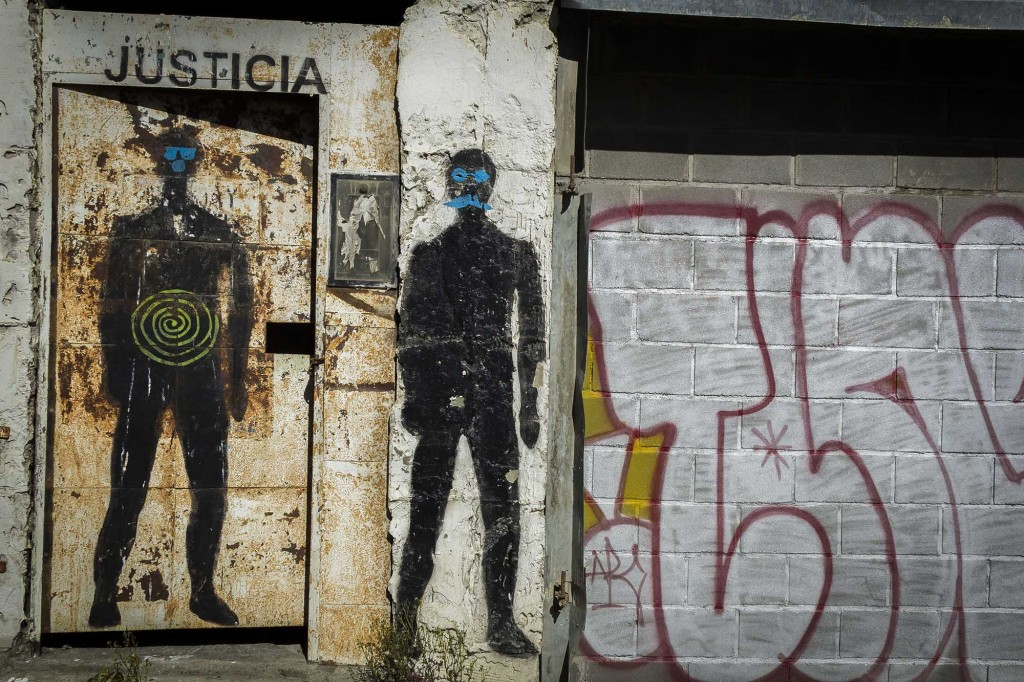 Grafitti em Ushuaia 4