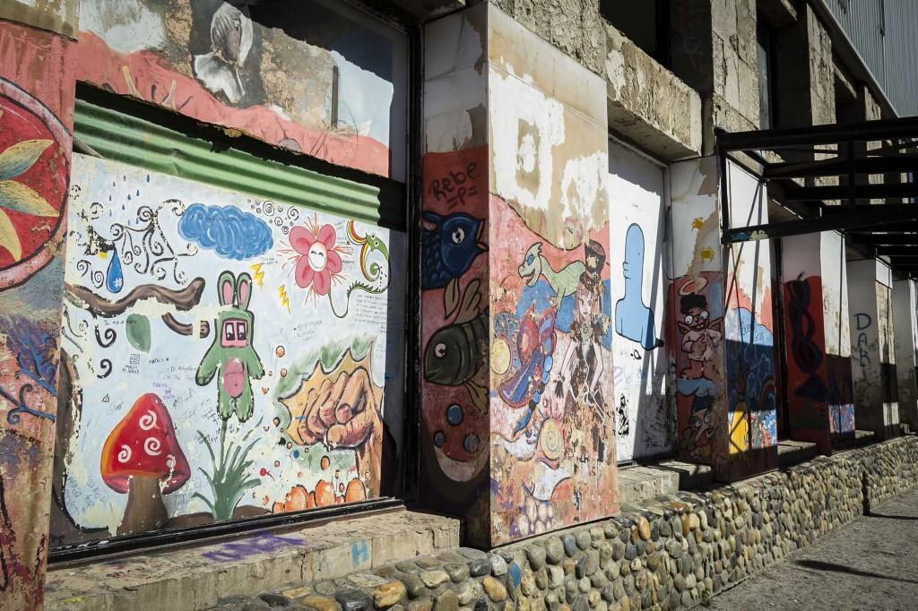 Grafitti em Ushuaia 5
