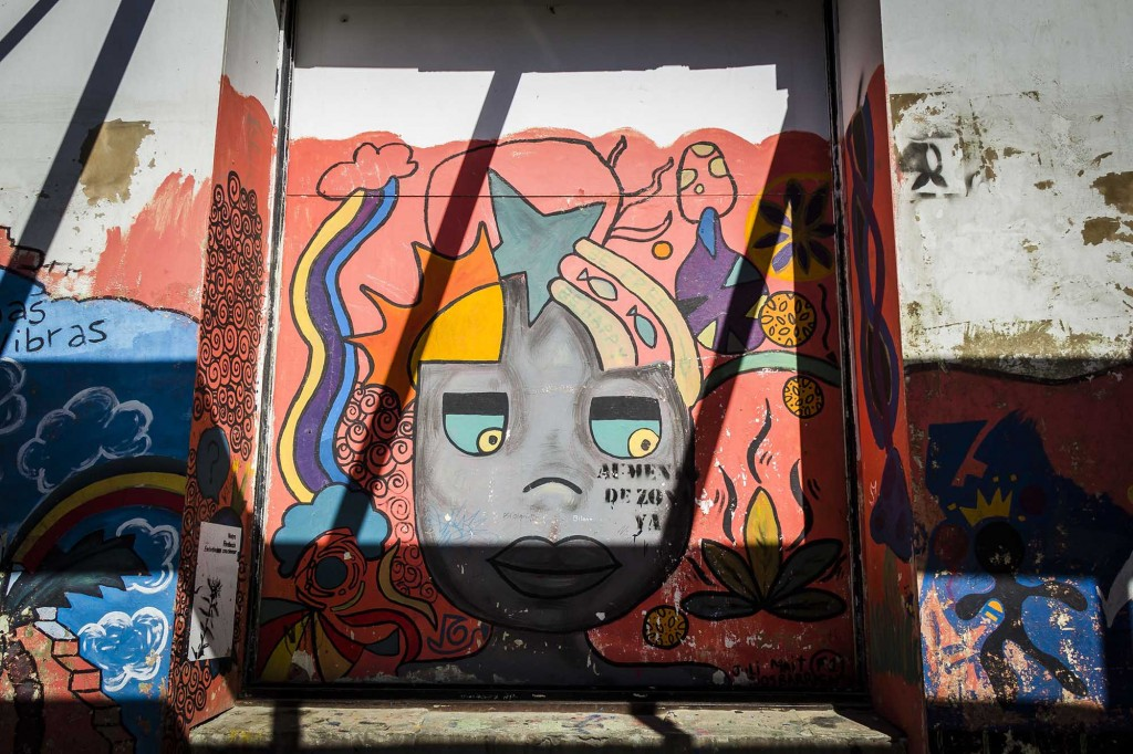 Grafitti em Ushuaia 6