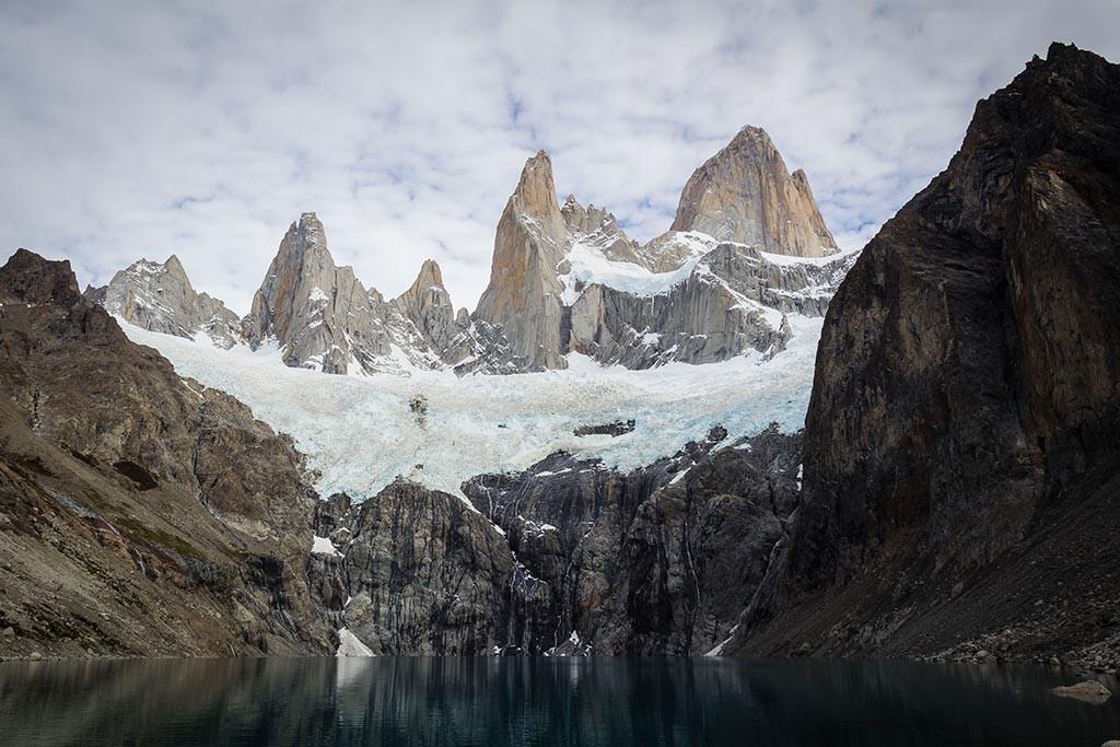 El Chaltén - Laguna Sucia
