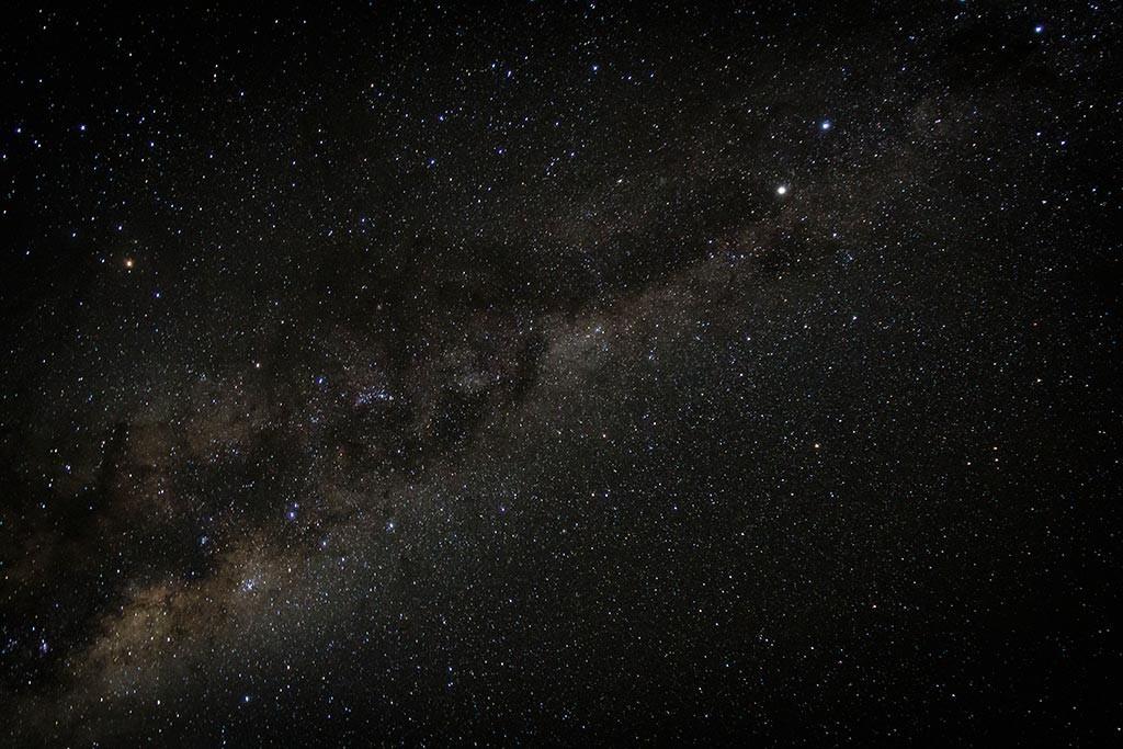 El Chaltén - Laguna Torre - Céu estrelado