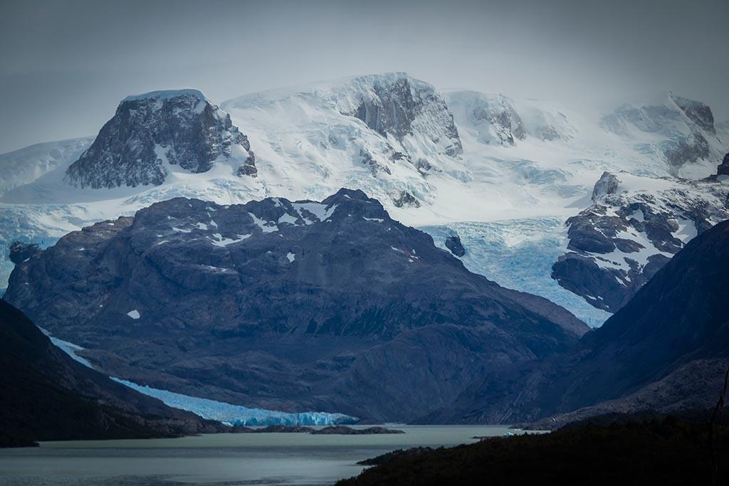 Torres del Paine - Glaciar Dickson