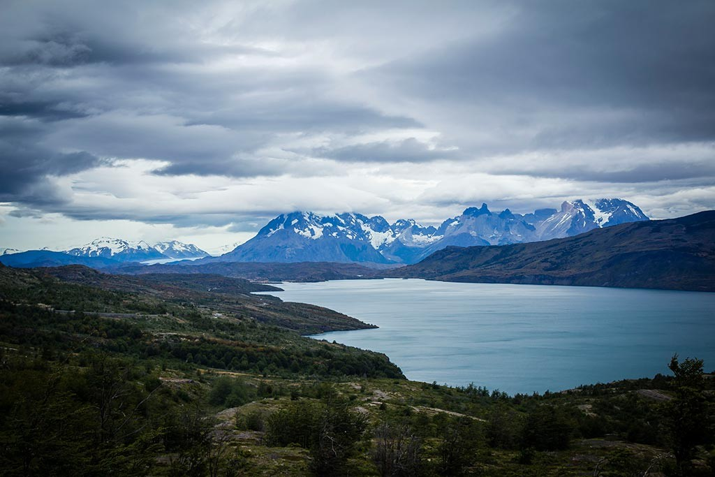 Torres del Paine - Mirador Lago Toro 2