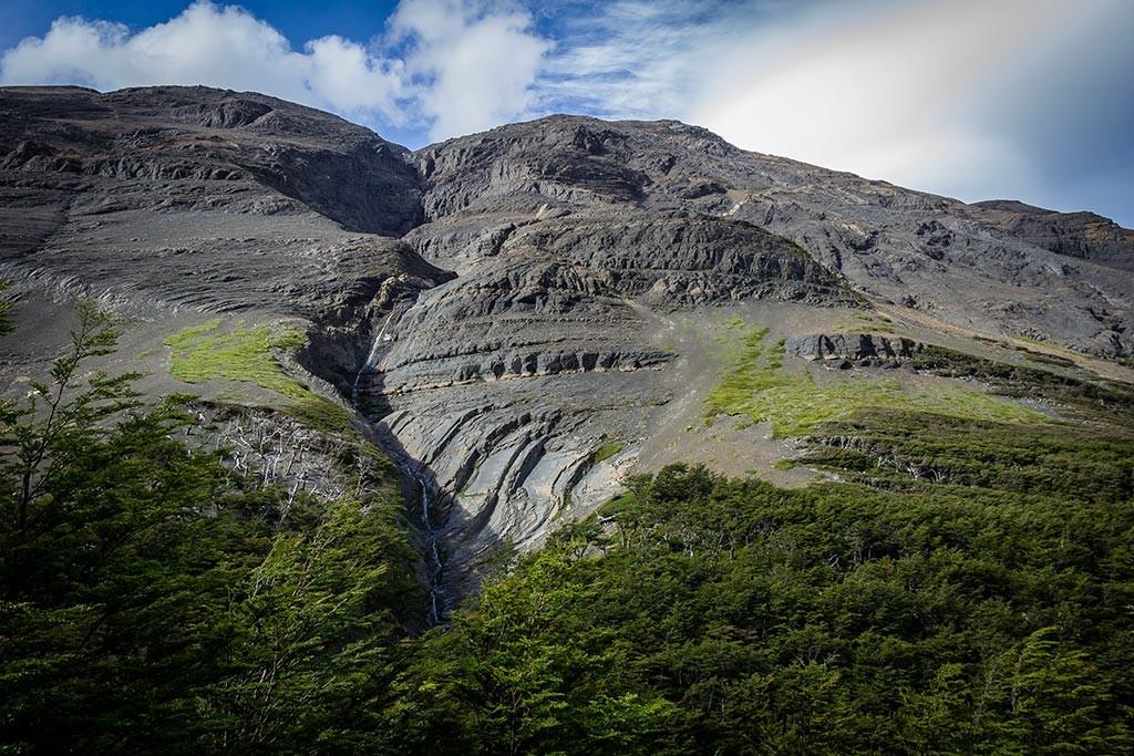 Torres del Paine - Trilha Chileno para Torres - Vale Ascencio