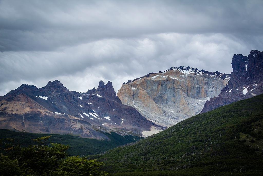 Torres del Paine - Trilha Dickson para Perros