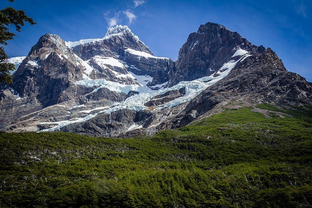 Torres del Paine - Trilha Italiano para Britanico
