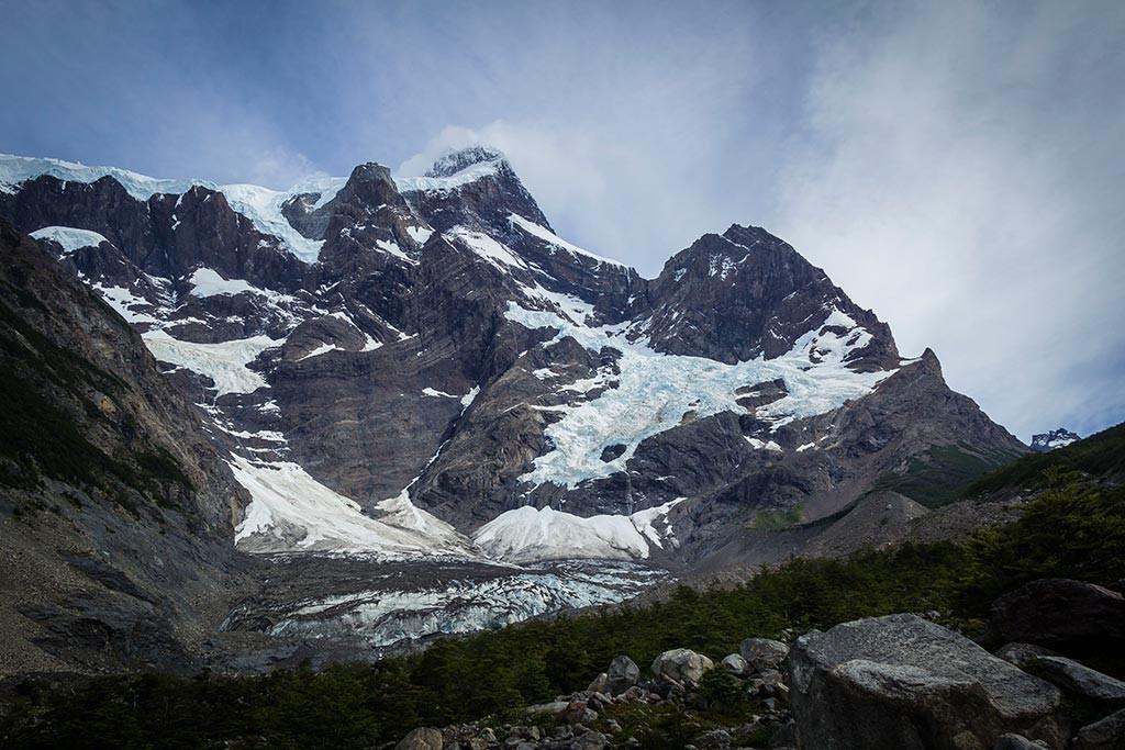 Torres del Paine - Trilha Italiano para Britanico - Paine Grande 2
