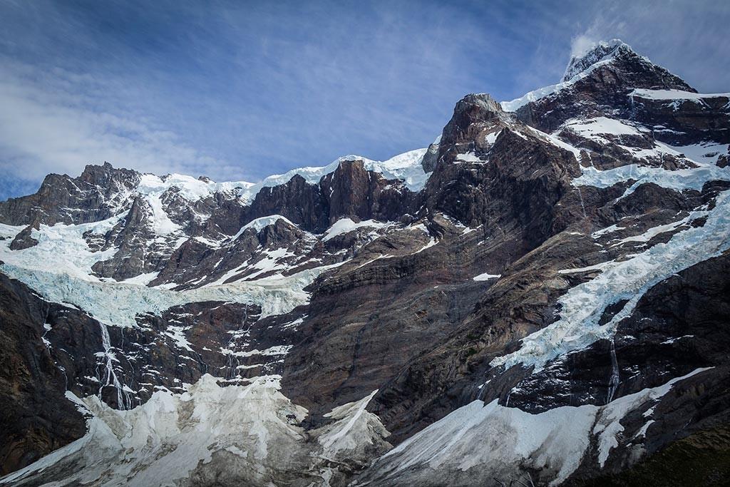 Torres del Paine - Trilha Italiano para Britanico - Paine Grande 3