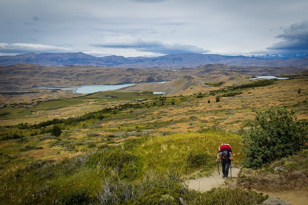 Torres del Paine - Trilha Los Cuernos para Chileno