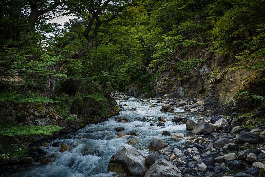 Torres del Paine - Trilha Los Cuernos para Chileno - Rio