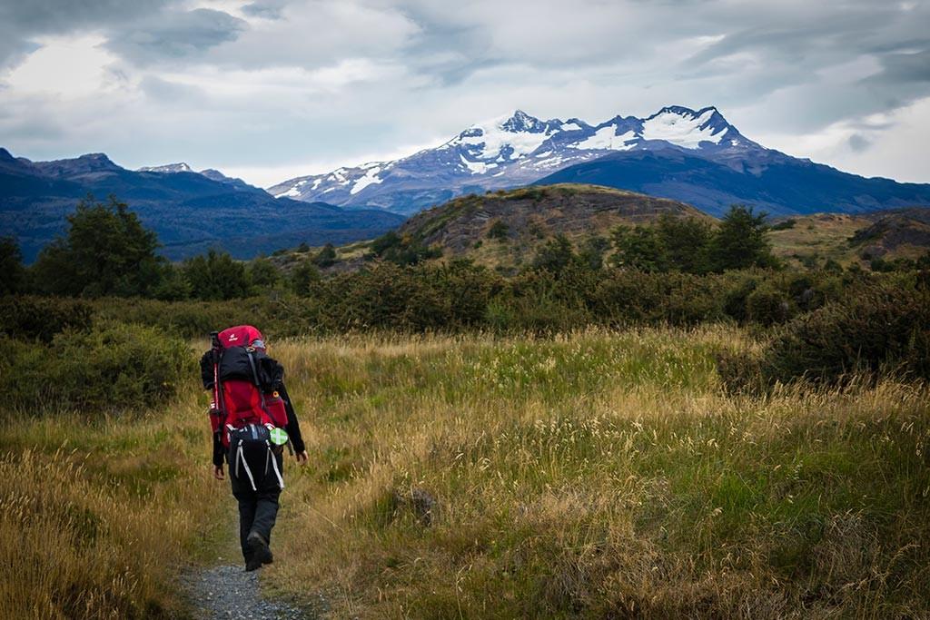 Torres del Paine - Trilha Sede Administrativa para Carretas
