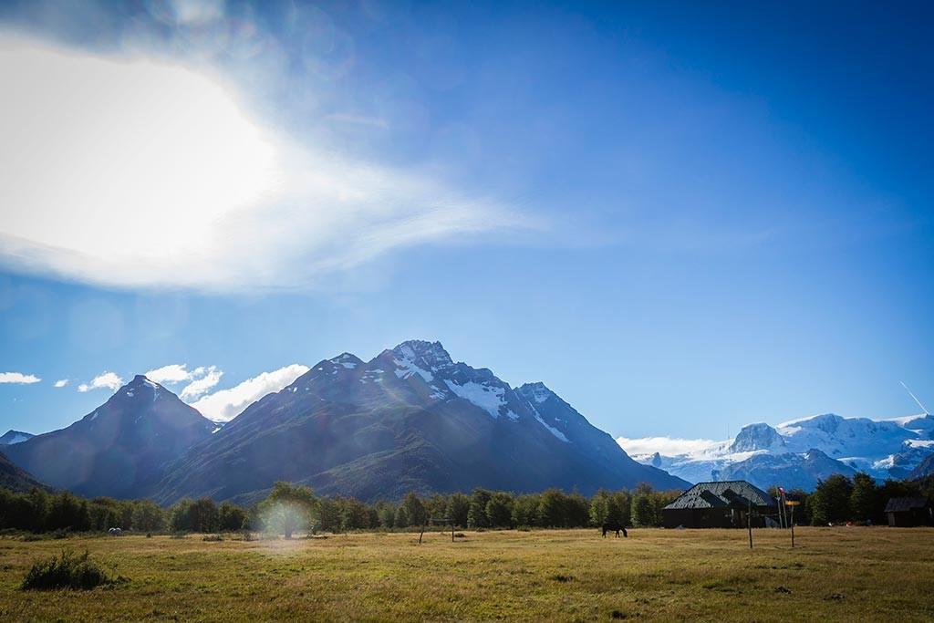 Torres del Paine - Trilha Serón para Dickson - Chegada ao acampamento Dickson 4