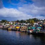 Isla de Chiloé - Castro - Palafitas