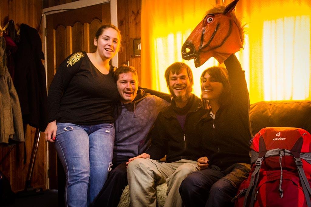 Chiloé - Cidade de Castro - Couchsurfing