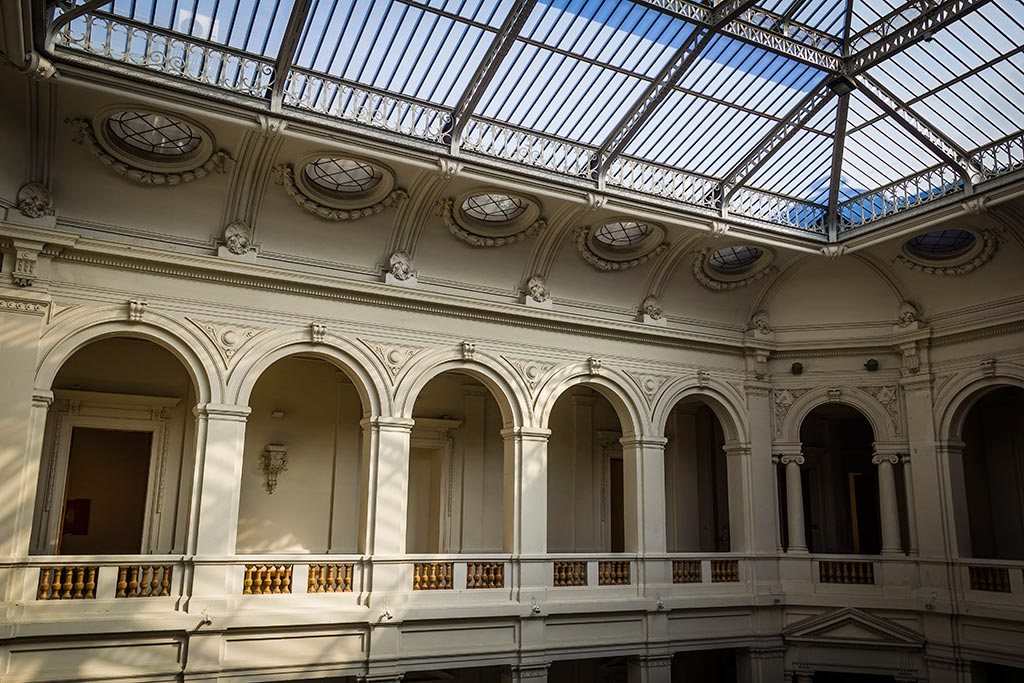 Santiago - Museu de Belas Artes