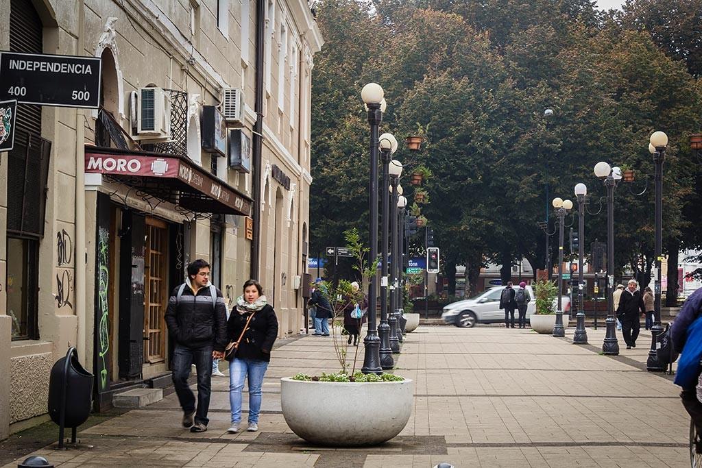 Valdivia - Centro da cidade