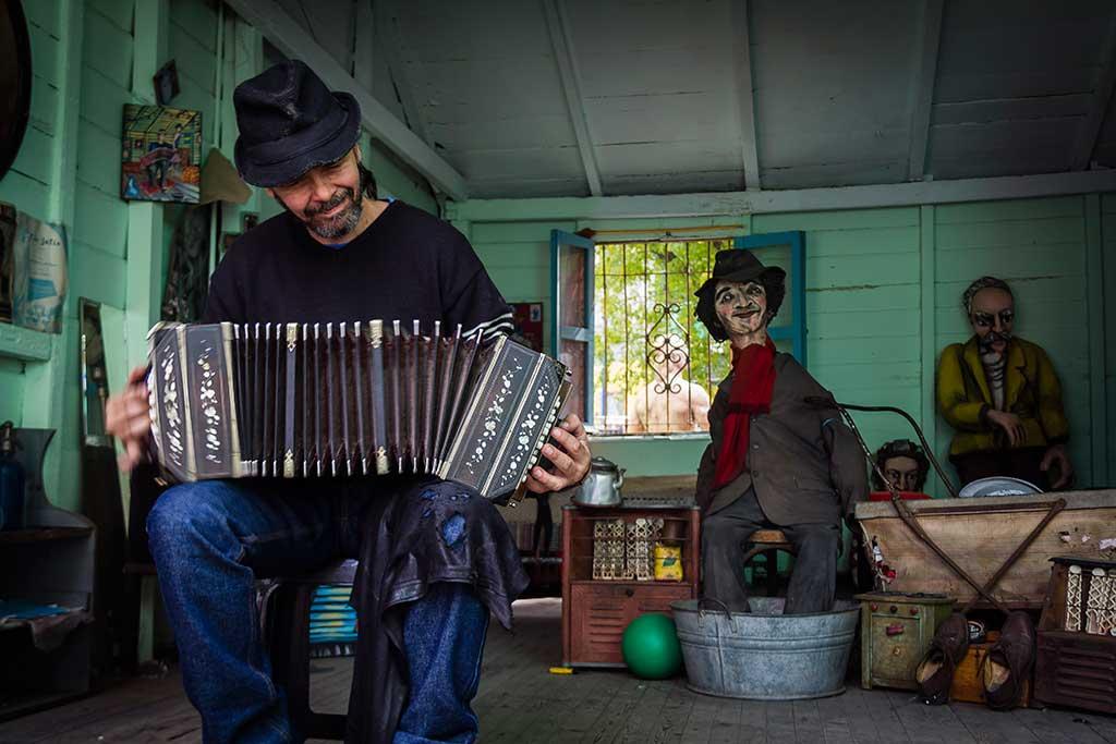 Buenos Aires - Caminito - Música ao vivo
