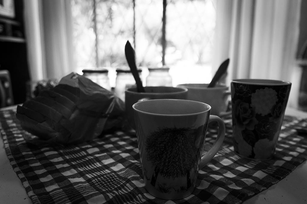 Jaraguá do Sul - Casa do Léo e do Rapha - Café da manhã
