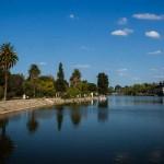 Mendoza - Parque General San Martín - Lagoa
