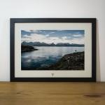 Quadro A Natureza Humana - Canal de Beagle - Ushuaia