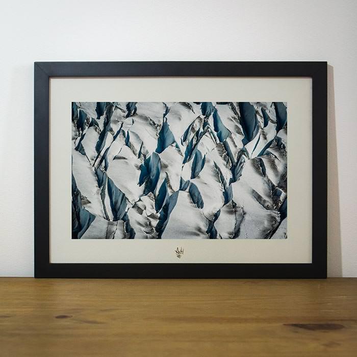 Quadro A Natureza Humana – Glaciar Grey – Torres del Paine