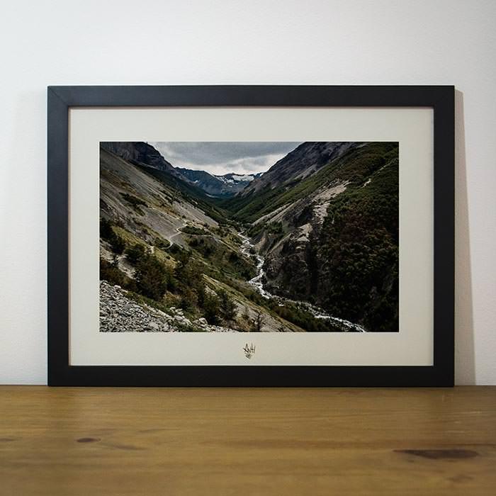 Quadro A Natureza Humana – Vale Torres del Paine