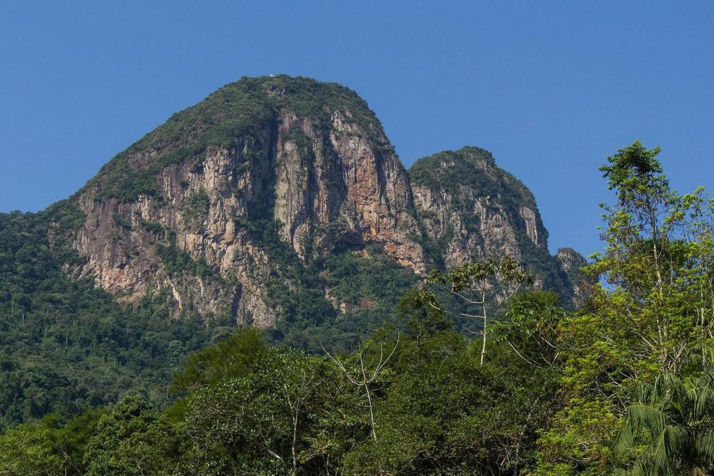 Trekking Morro da Igreja - Os cumes