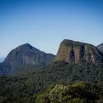 Trekking Castelo dos Bugres - Vista para o Morro Pelado