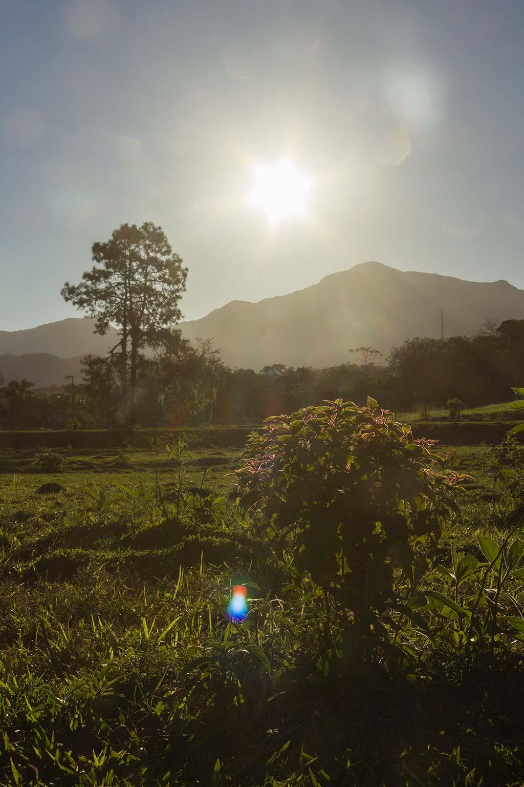 Pedal e Trekking Morro Pelado - Schroeder - Pôr do sol 2
