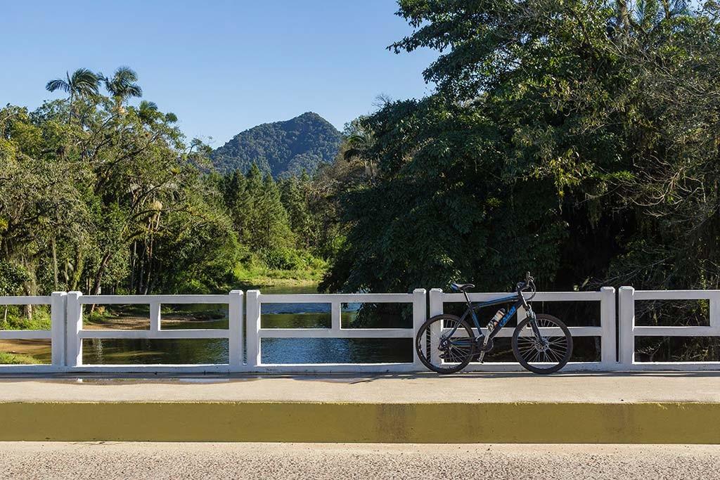 Pedal e Trekking Morro Pelado - Schroeder - Ponte