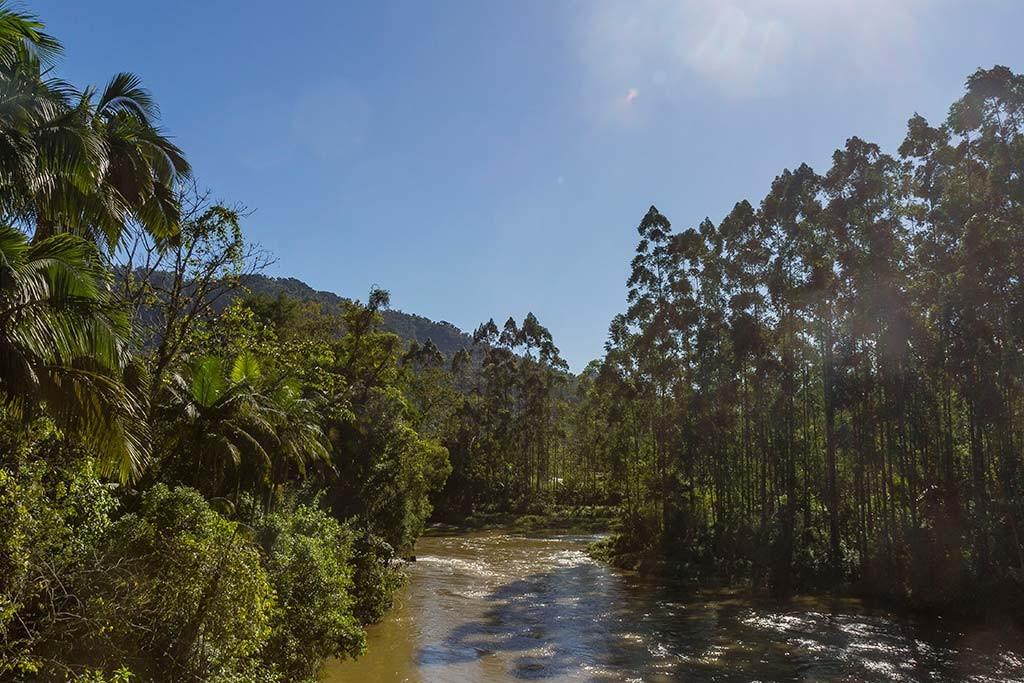 Pedal e Trekking Morro Pelado - Schroeder - Rio Itapocuzinho e divisa com Jaraguá