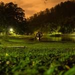 Pedal de treino - Parque Malwee - Jaraguá do Sul - Roda d'água