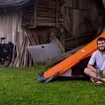 Circuito Vale Europeu - Dia 1 - Timbó - Acampamento montado