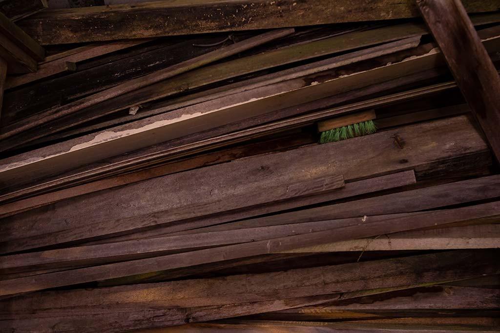Circuito Vale Europeu - Dia 1 - Timbó - Galpão de madeira