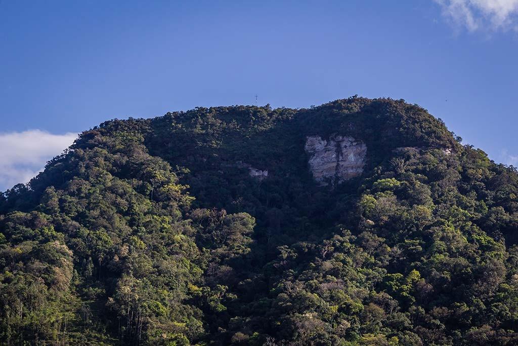 Circuito Vale Europeu - Dia 2 - Rio dos Cedros - Paredão de pedra