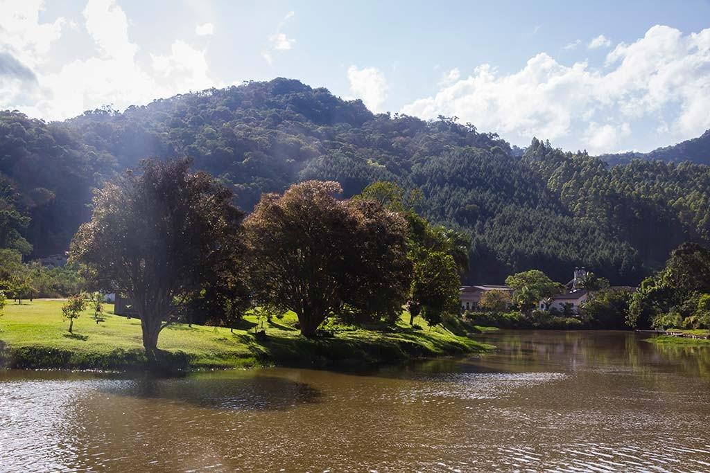 Circuito Vale Europeu - Dia 2 - Rio dos Cedros - Rio e árvores