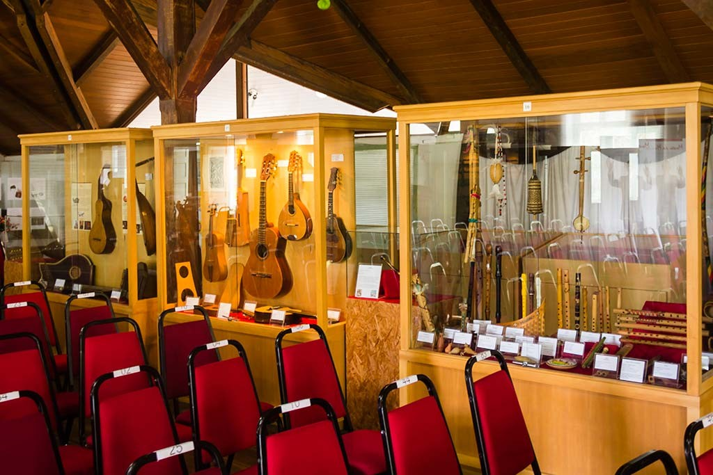 Circuito Vale Europeu - Dia 2 - Timbó - Museu da música - Interna 1