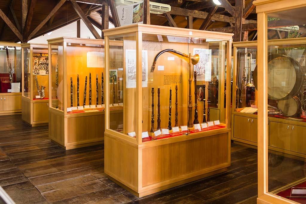Circuito Vale Europeu - Dia 2 - Timbó - Museu da música - Interna 2