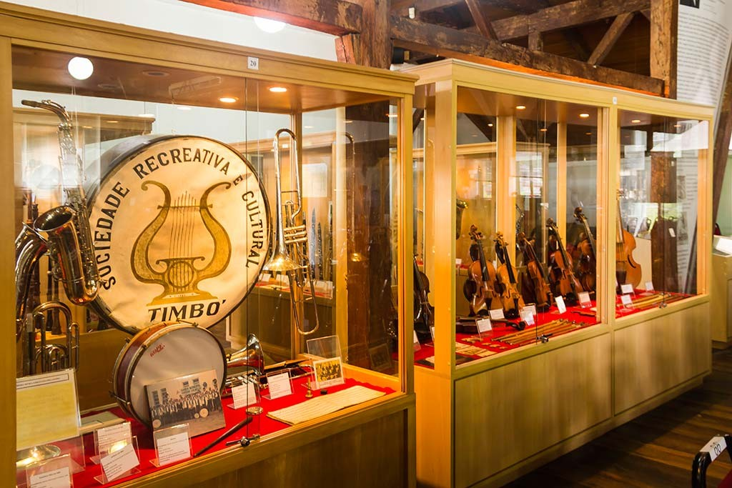 Circuito Vale Europeu - Dia 2 - Timbó - Museu da música - Interna 3