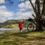 Circuito Vale Europeu - Dia 3 - Rio dos Cedros - Lagoa, bike e eu