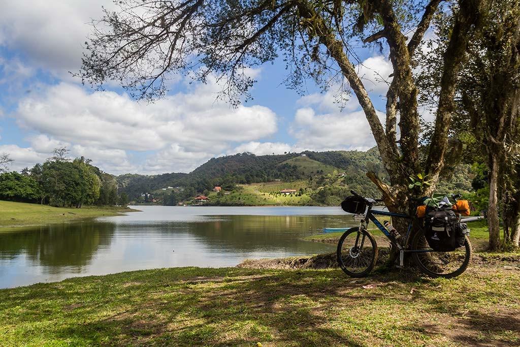 Circuito Vale Europeu - Dia 3 - Rio dos Cedros - Lagoa e bike