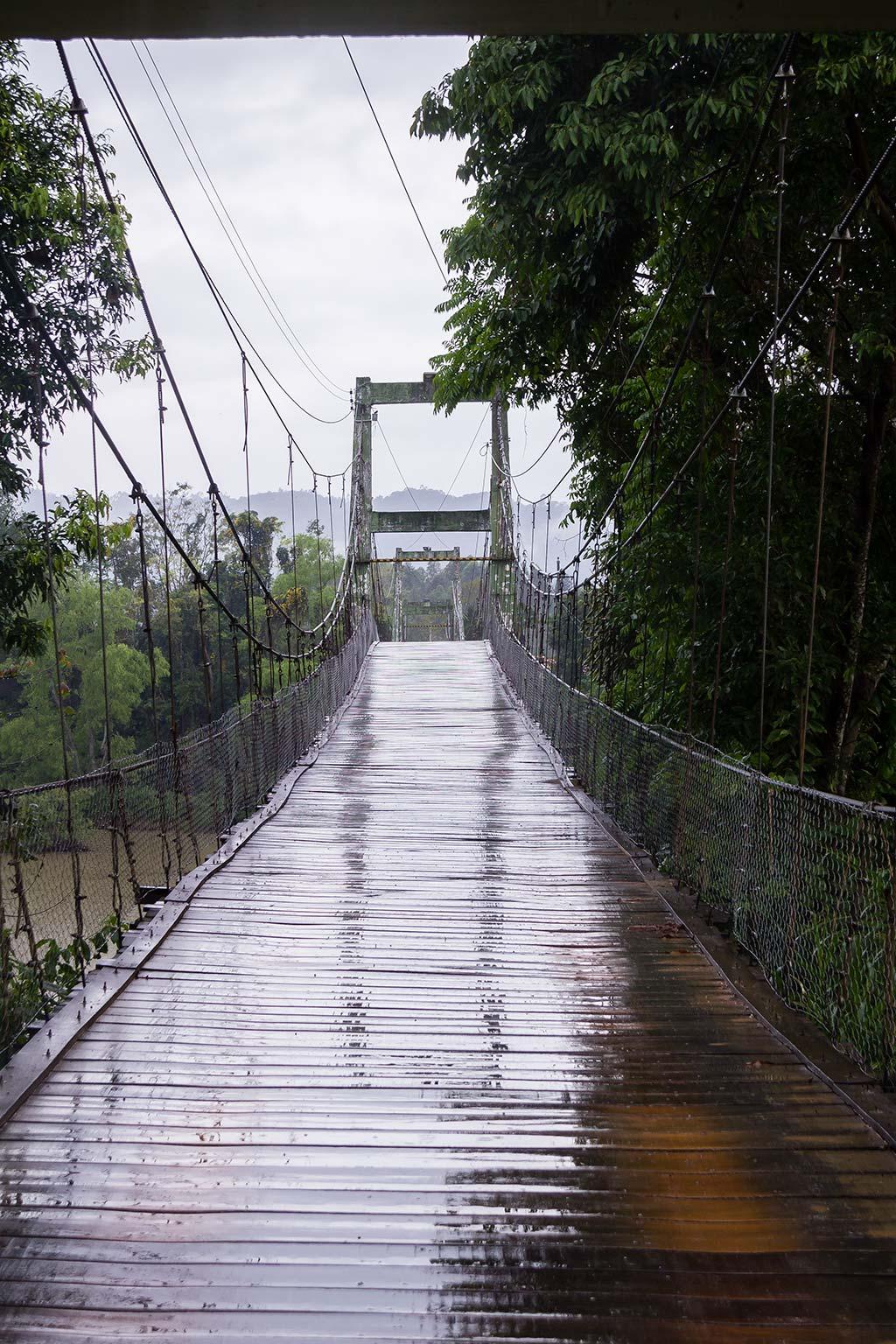 Circuito Vale Europeu - Dia 5 - Ascurra - Ponte Pênsil Rio Itajaí-Açu