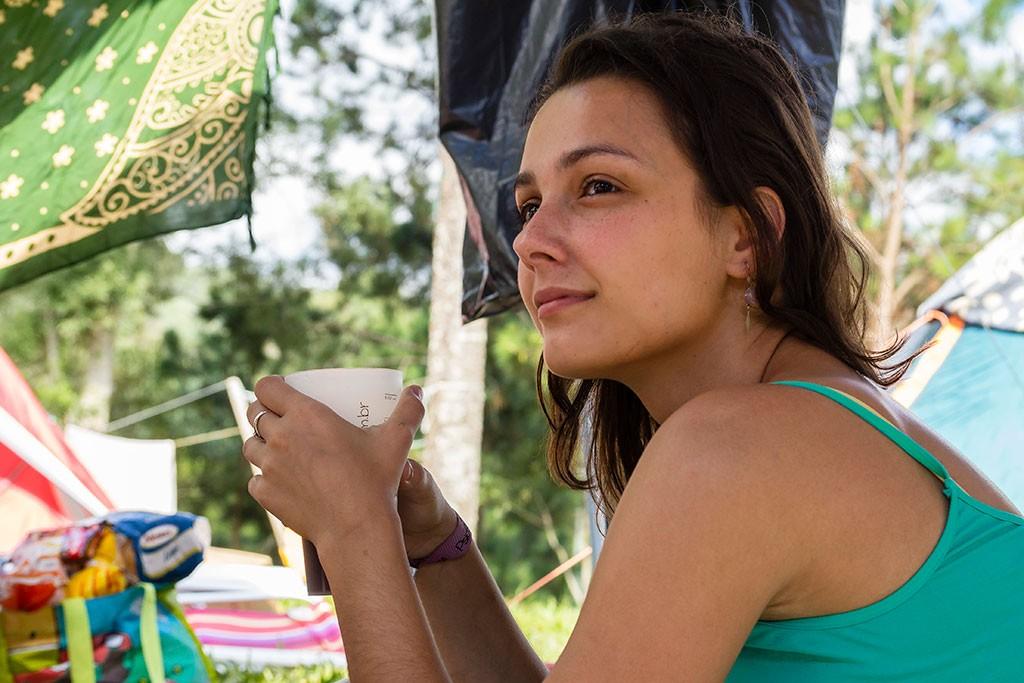 Psicodália 2017 - João no acampamento