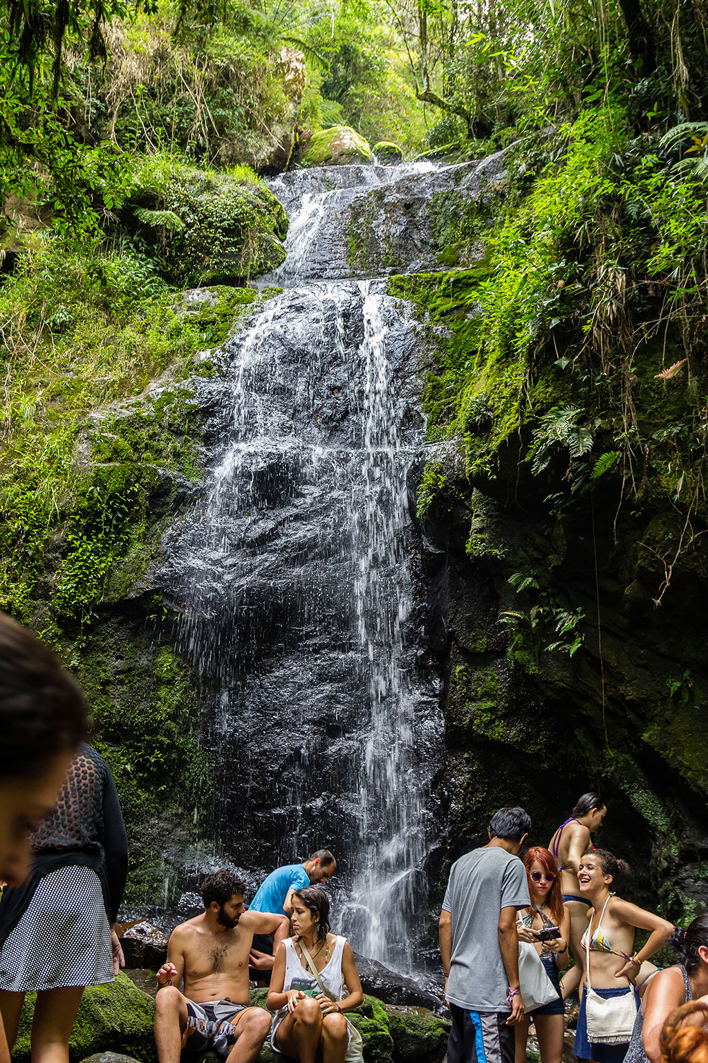 Psicodália 2017 - Trilha para cachoeira 07