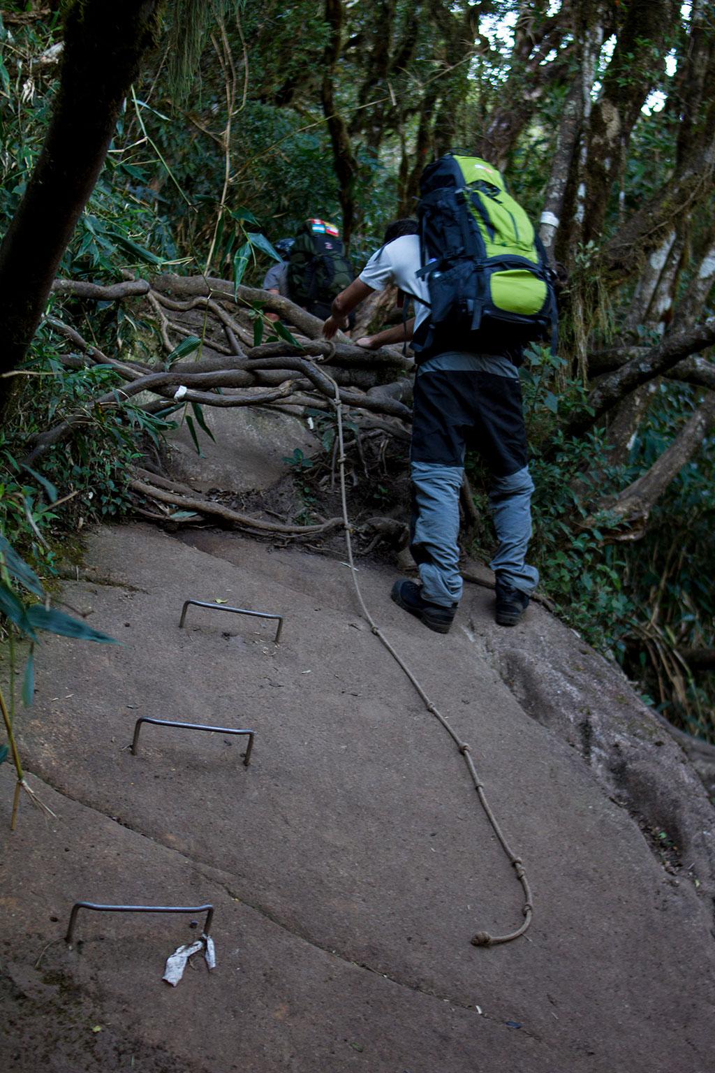 Escalaminhada - Trilha Pico Paraná