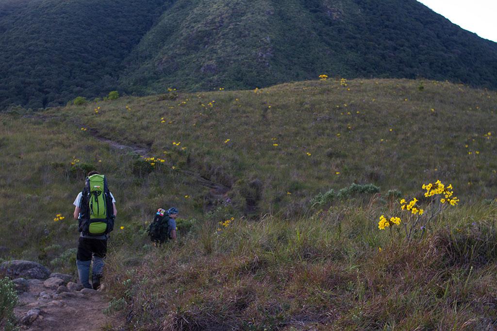 Jonas e Glauco - Trilha Pico Paraná