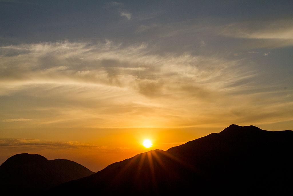 Pôr do Sol - Pico Paraná 2