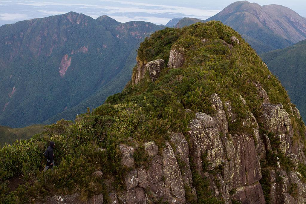 Vista trilha - Pico Paraná 05
