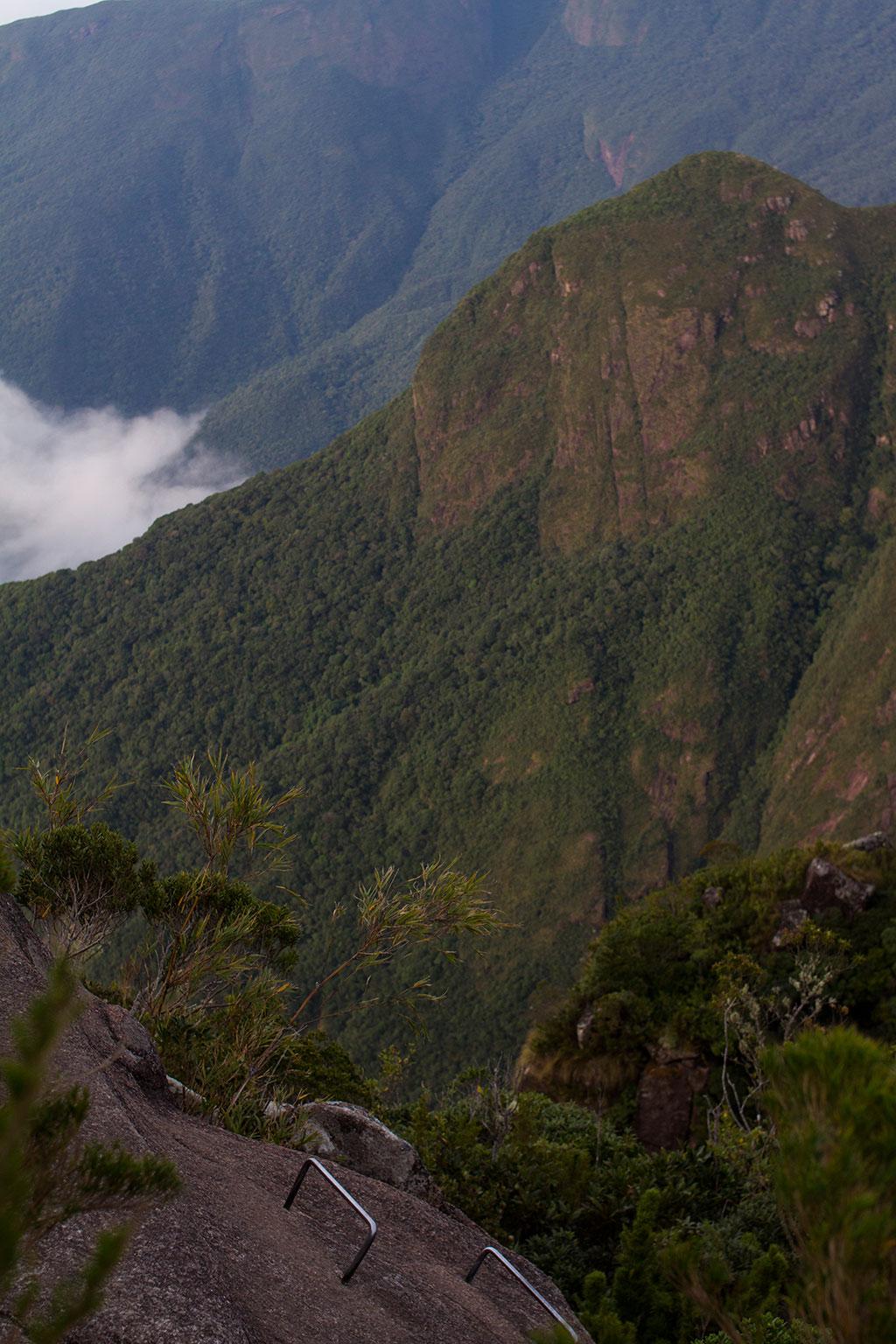 Vista trilha - Pico Paraná 09